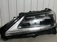 Фара led передняя левая Lexus Lx 570 3 Поколение за 490 000 тг. в Алматы