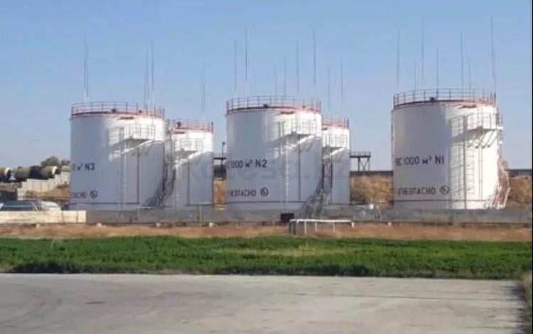 Нефтебаза в Шымкент