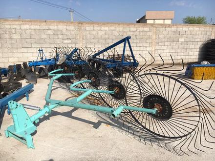 МТЗ  Грабли ворошилки 5 колес 2020 года за 320 000 тг. в Шымкент – фото 2