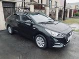 Hyundai Solaris 2017 года за 3 900 000 тг. в Алматы – фото 2