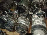 Компрессор кондиционера для Ауди А3, А4, А5, А6, А7, А8… за 11 111 тг. в Алматы