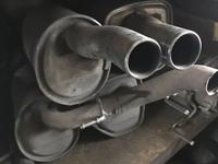 Выхлопные трубы bmw m5 e60 за 100 000 тг. в Алматы