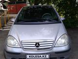 Mercedes-Benz A 140 1998 года за 1 700 000 тг. в Алматы