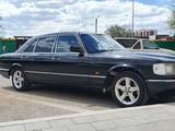 Mercedes-Benz S 300 1987 года за 3 800 000 тг. в Караганда – фото 2