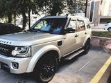 Land Rover Discovery 2015 года за 15 300 000 тг. в Алматы – фото 2