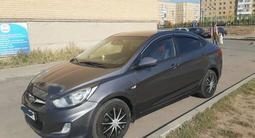 Hyundai Solaris 2012 года за 3 700 000 тг. в Нур-Султан (Астана)
