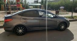 Hyundai Solaris 2012 года за 3 700 000 тг. в Нур-Султан (Астана) – фото 3
