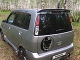 Nissan Cube 2000 года за 850 000 тг. в Петропавловск – фото 5