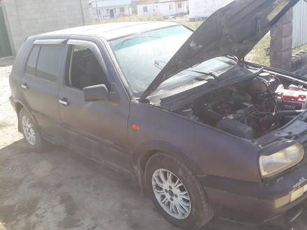 Volkswagen Golf 1993 года за 950 000 тг. в Алматы – фото 5