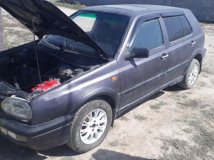 Volkswagen Golf 1993 года за 950 000 тг. в Алматы – фото 6
