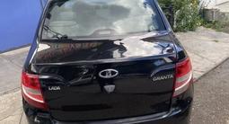 ВАЗ (Lada) 2190 (седан) 2014 года за 2 000 000 тг. в Актобе – фото 3