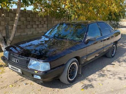 Audi 100 1987 года за 850 000 тг. в Шу