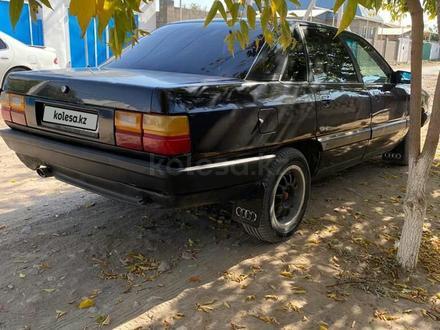 Audi 100 1987 года за 850 000 тг. в Шу – фото 2