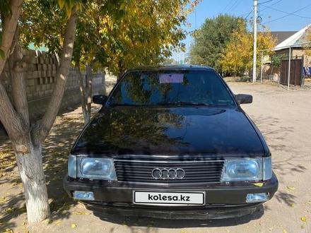 Audi 100 1987 года за 850 000 тг. в Шу – фото 3