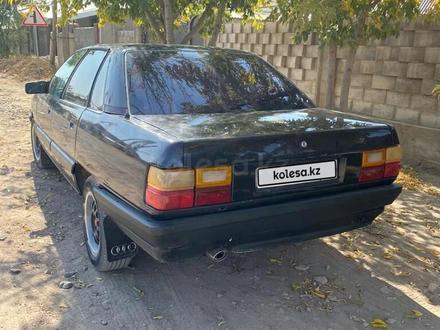 Audi 100 1987 года за 850 000 тг. в Шу – фото 5