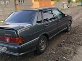 ВАЗ (Lada) 2115 (седан) 2011 года за 1 200 000 тг. в Тараз – фото 4