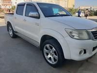 Toyota Hilux 2012 года за 7 500 000 тг. в Актау