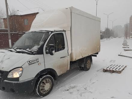 ГАЗ ГАЗель 2003 года за 2 700 000 тг. в Нур-Султан (Астана) – фото 2