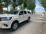 Toyota Hilux 2017 года за 15 300 000 тг. в Нур-Султан (Астана)