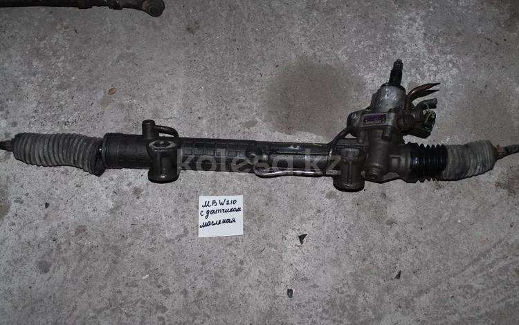 Рулевая рейка на MB w210 за 50 000 тг. в Костанай