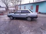 ВАЗ (Lada) 21099 (седан) 2001 года за 380 000 тг. в Туркестан – фото 3
