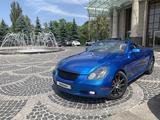 Lexus SC 430 2002 года за 4 300 000 тг. в Алматы – фото 5