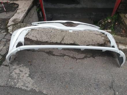 Бампер toyota camry xv70 за 30 888 тг. в Алматы – фото 3