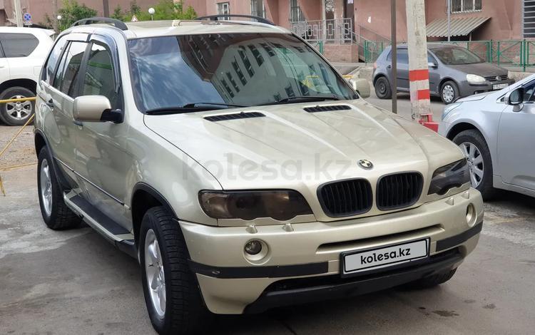 BMW X5 2001 года за 4 000 000 тг. в Алматы