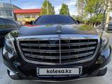 Mercedes-Maybach S 500 2015 года за 31 000 000 тг. в Шымкент – фото 3