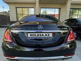 Mercedes-Maybach S 500 2015 года за 31 000 000 тг. в Шымкент – фото 4