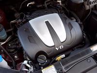 Двигатель Hyundai Santa Fe 3.5 л. G6DC 286 л. с… за 520 000 тг. в Алматы