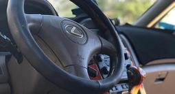 Lexus RX 300 2002 года за 5 500 000 тг. в Жезказган – фото 2