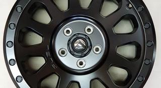 Диски на VW Amarok r17 5x150 FUEL d579 за 440 000 тг. в Алматы