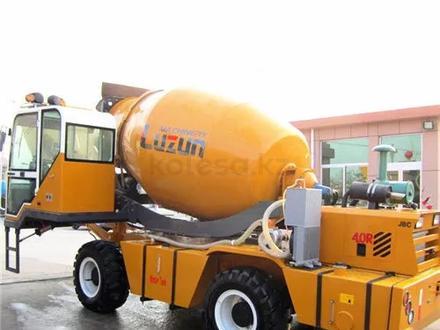 Автобетоносмеситель с самозагрузкой (миксер) завода Luzun 1-4 куба в Алматы – фото 2