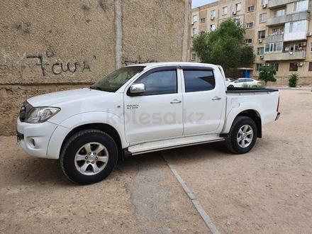 Toyota Hilux 2011 года за 7 000 000 тг. в Актау