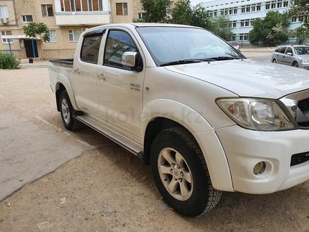 Toyota Hilux 2011 года за 7 000 000 тг. в Актау – фото 2