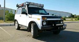 ВАЗ (Lada) 2121 Нива 2015 года за 2 550 000 тг. в Костанай