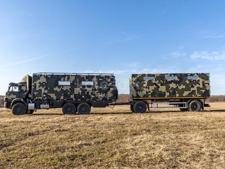 КамАЗ  43118 премиум-автодом с хамамом 2020 года за 79 750 000 тг. в Нижний Новгород – фото 3