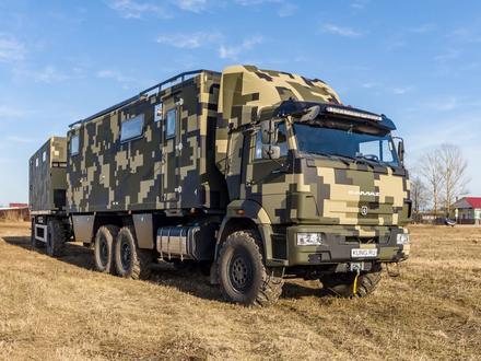 КамАЗ  43118 премиум-автодом с хамамом 2020 года за 79 750 000 тг. в Нижний Новгород – фото 4
