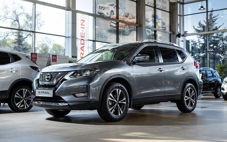 Nissan X-Trail 2020 года за 13 273 890 тг. в Алматы