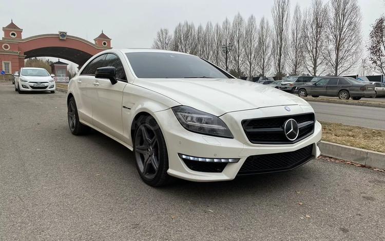 Mercedes-Benz CLS 500 2012 года за 13 000 000 тг. в Алматы