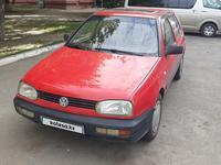 Volkswagen Golf 1992 года за 1 300 000 тг. в Нур-Султан (Астана)