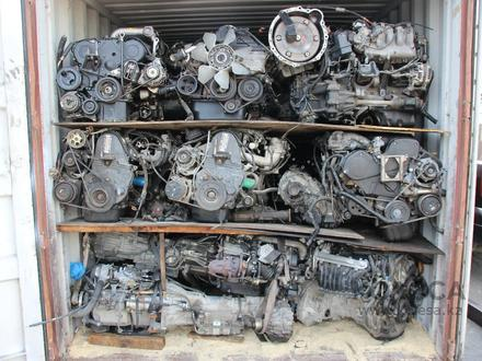 Большой выбор Контрактных двигателей и АКПП на автомобили из Японии в Алматы – фото 2