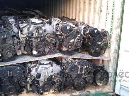 Большой выбор Контрактных двигателей и АКПП на автомобили из Японии в Алматы