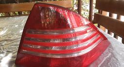 Задние фонари на Мерседес w220 за 35 000 тг. в Алматы – фото 3