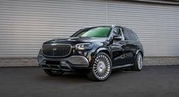 Mercedes-Maybach GLS 600 2020 года за 125 000 000 тг. в Алматы