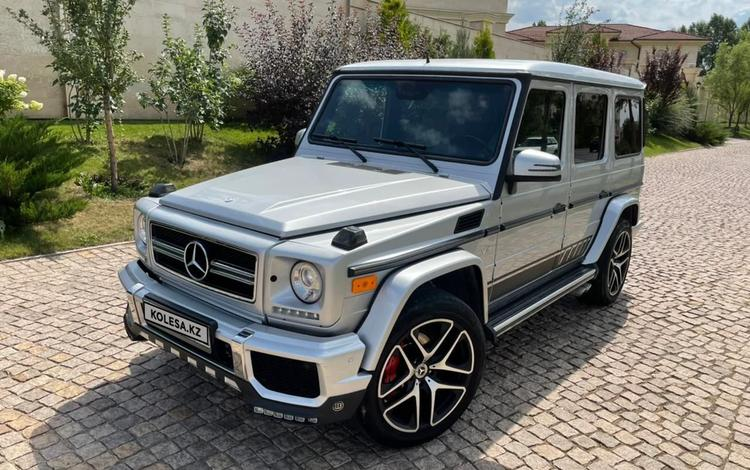 Mercedes-Benz G 500 2003 года за 11 500 000 тг. в Алматы