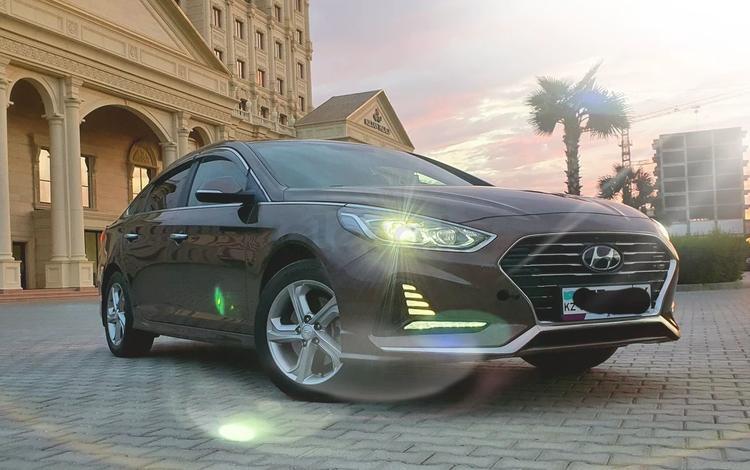Hyundai Sonata 2019 года за 8 900 000 тг. в Атырау