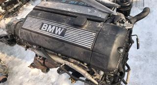 Двигатель бмв bmw x3 e83 m54 2.5 за 330 000 тг. в Алматы