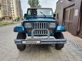 Jeep Wrangler 1996 года за 2 800 000 тг. в Алматы – фото 2